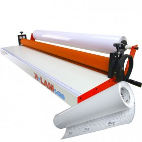 Cold Laminator 1400mm and Laminating Film K-LAM1400