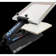 Machine de serigraphie Textile