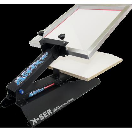 Screen Printing T-shirt Press