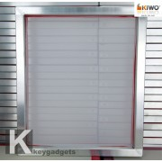 Screen Printing Frame for Textile Fabric