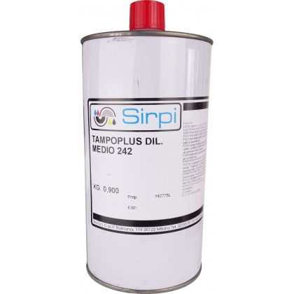 Diluant d'encre Tampoplus 900ml